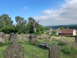 Churchyard at Old St Mellons